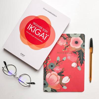 atelier et livre sur l'ikigai avec paris a l'ouest et christie vanbremeersch