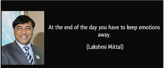 Lakshmi Mittal quote 2