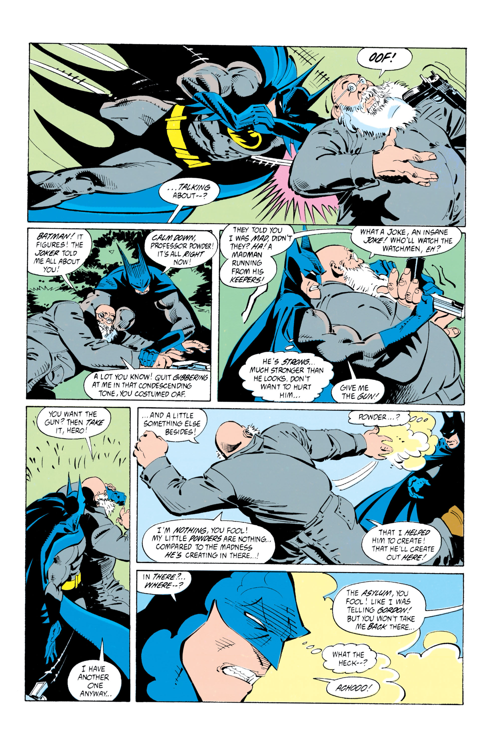 Detective Comics (1937) 635 Page 6