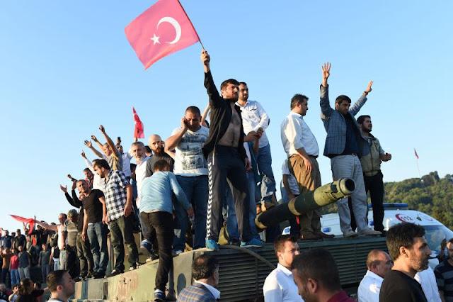 90 δισ. ευρώ το κόστος του πραξικοπήματος για την Τουρκία
