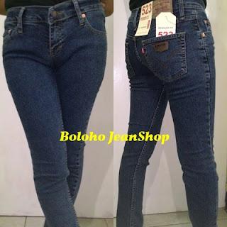 Jual celana jeans murah Pangkal Pinang