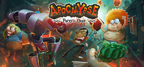 Apocalypse Party's Over PC Full ISO