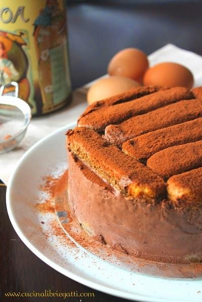 ricetta semifreddo cioccolato e savoiardi