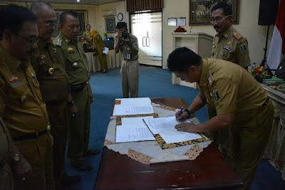 Pemda Lampung Timur Gelar Sosialisasi Unit Pengendalian Gratifikasi