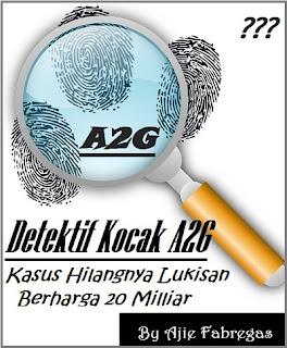 detektif kocak a2g hilangnya lukisan berharga 20 milliar sinopsis