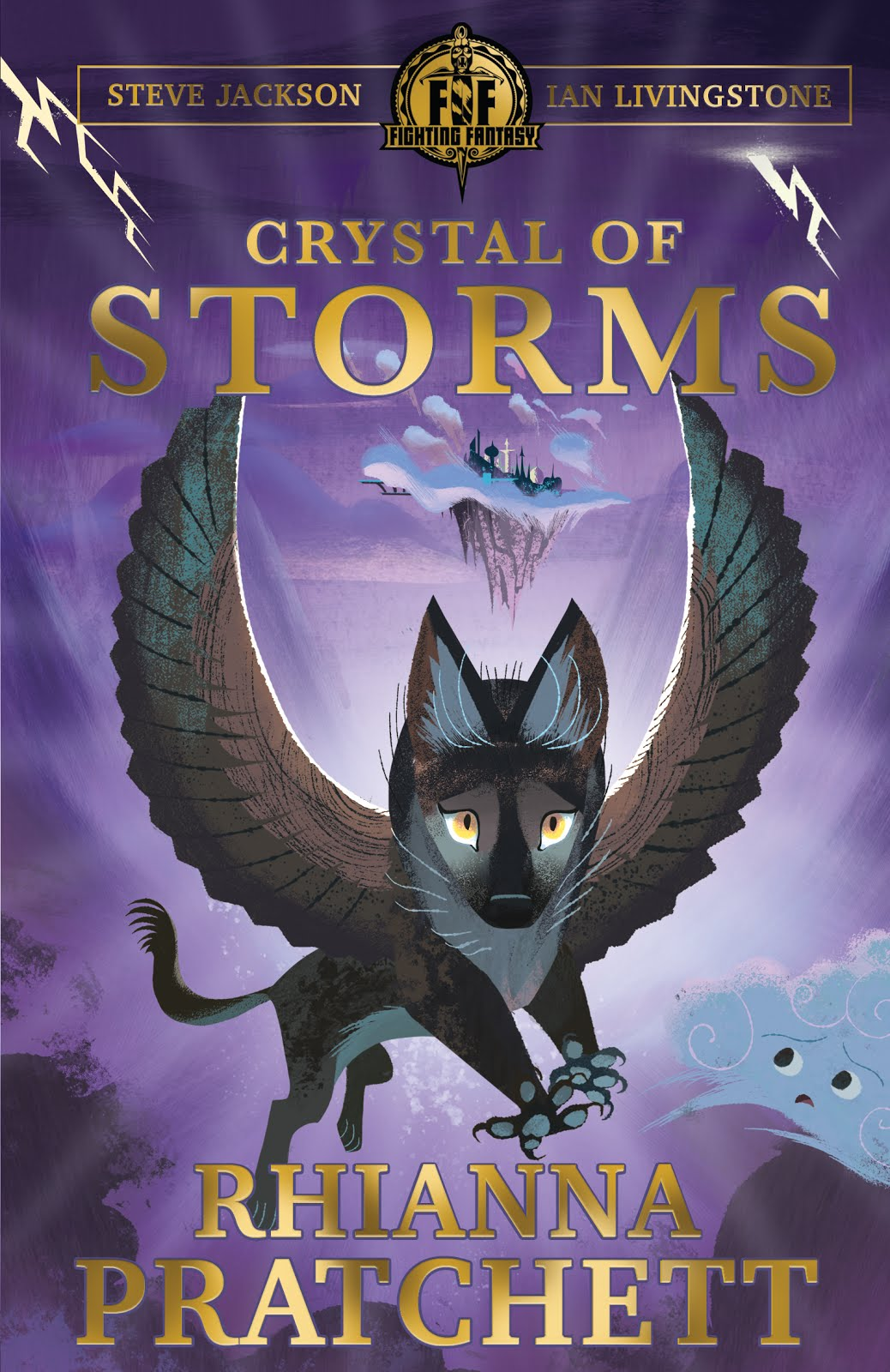 Crystal of Storms
