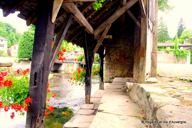 Ferrières-sur-Sichon, Allier, Auvergne, le Sichon