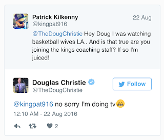 Doug Christie Coach