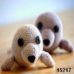 patron gratis foca amigurumi, free amigurumi pattern seal