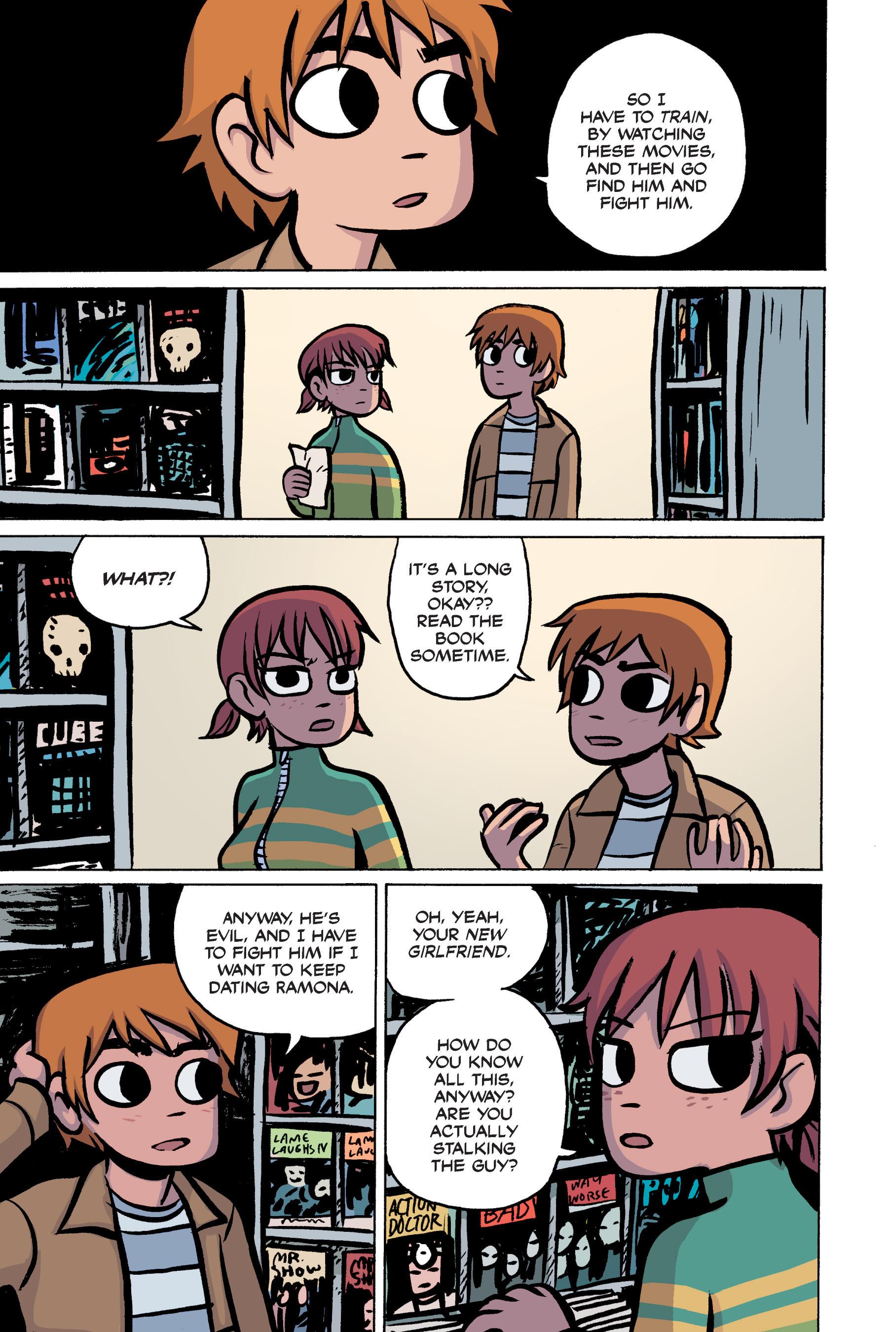 Read online Scott Pilgrim comic -  Issue #2 - 67