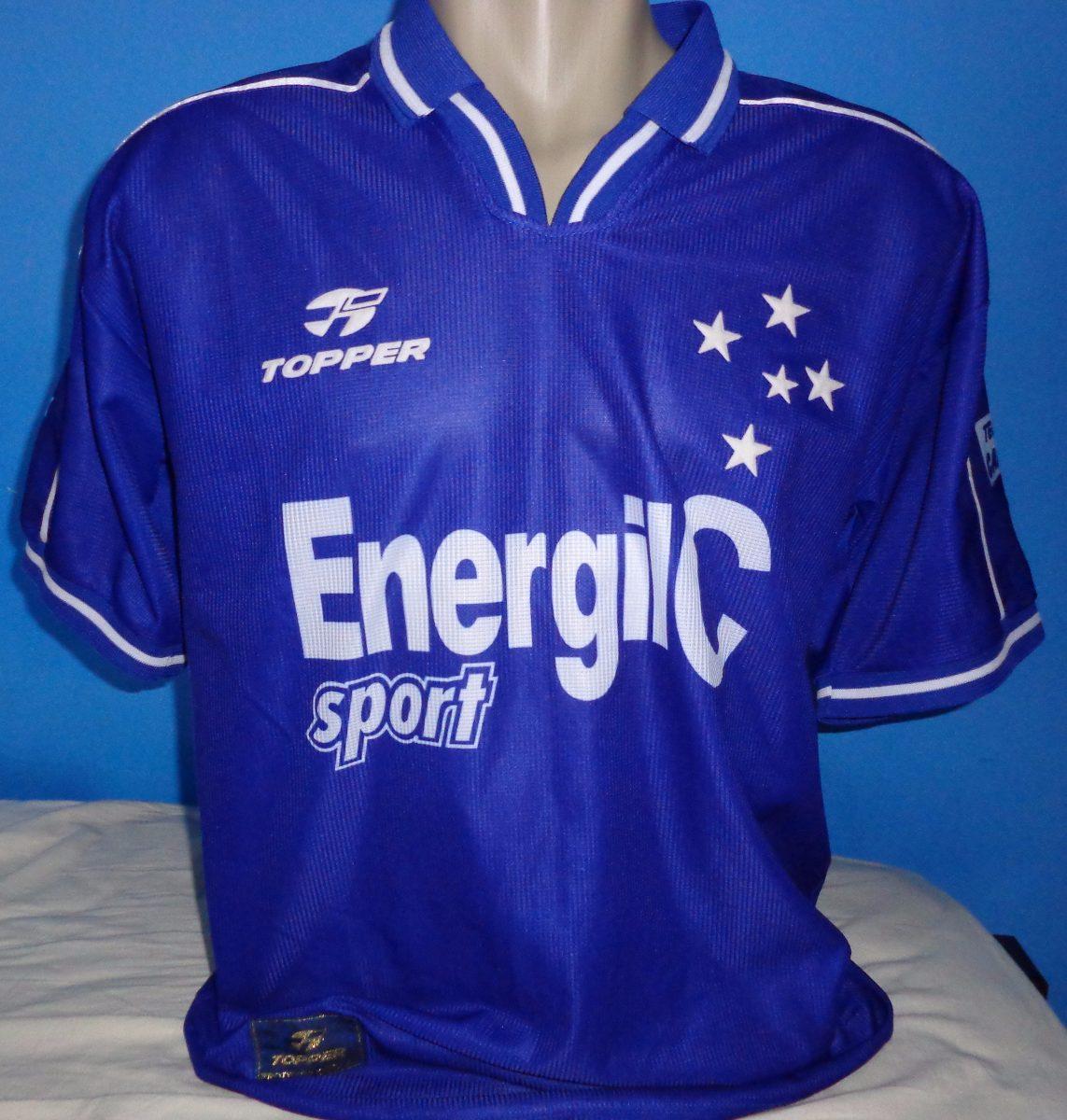 A camisa do Cruzeiro nesse ano é uma que particularmente gosto muito 31c675ec8a400