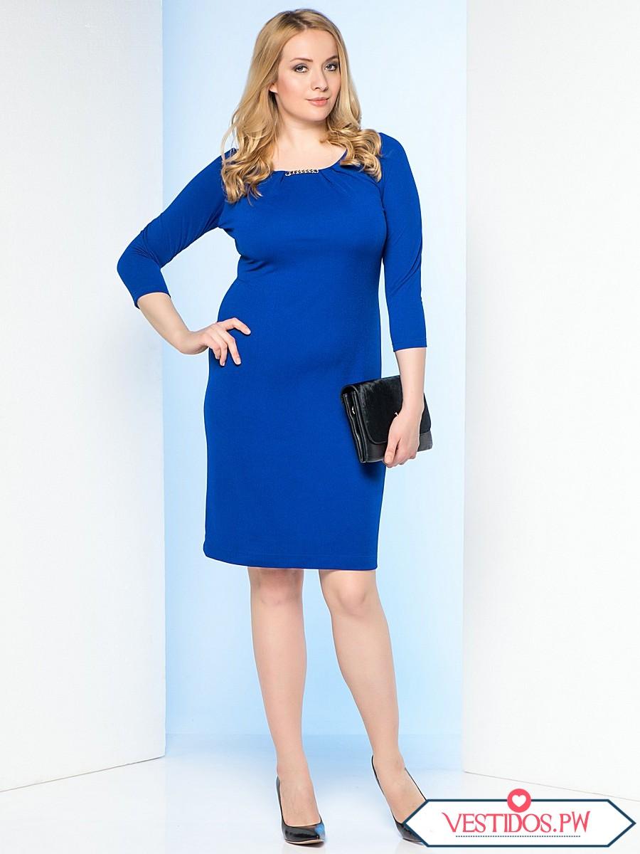 Vestidos Largos En Azul