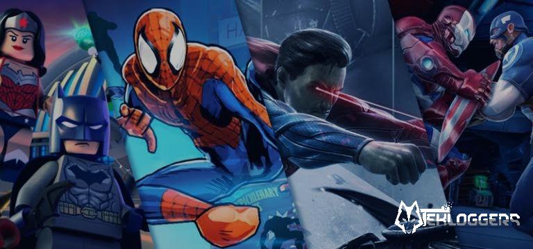 Ini Dia 10 Game Superhero Terbaik Sepanjang Masa