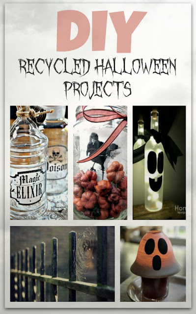 Inexpensive DIY Halloween Projects