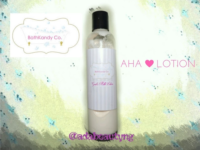 AHA Body Lotion