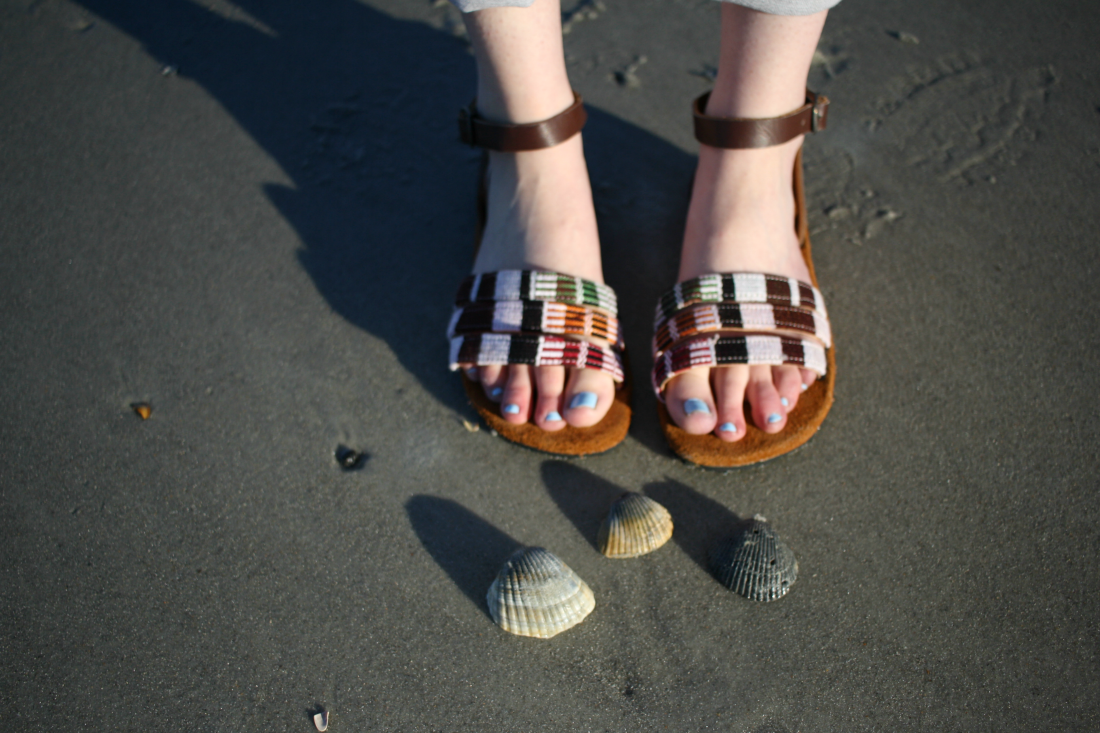 Mawu Lolo SuborSubor Sandals fair trade review