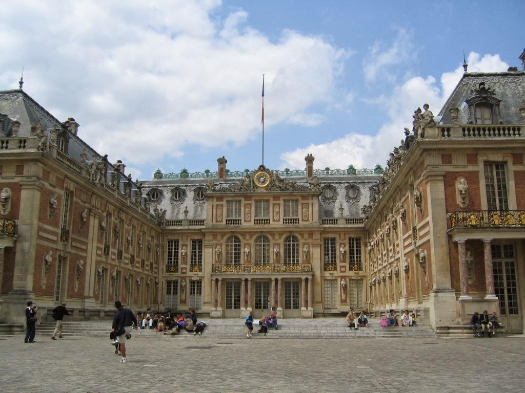 法國凡爾賽宮 - 歐洲旅遊景點 / 歐洲觀光景點: 法國凡爾賽宮