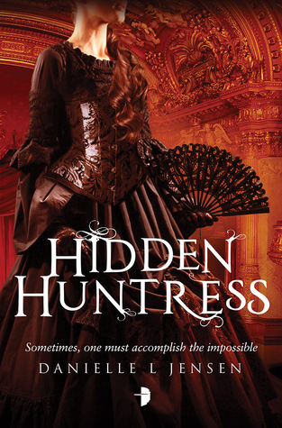 Hidden Huntress book cover