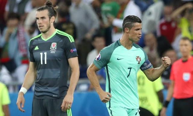Portugal passa por Gales e está na final da Eurocopa