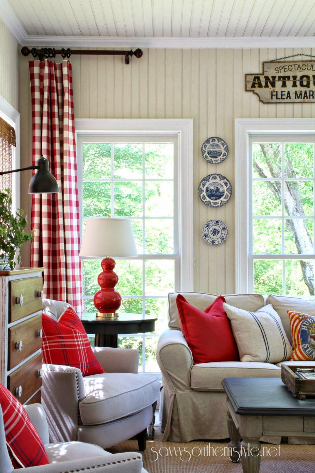 Savvy Southern Style The Sun Room Spring 2014