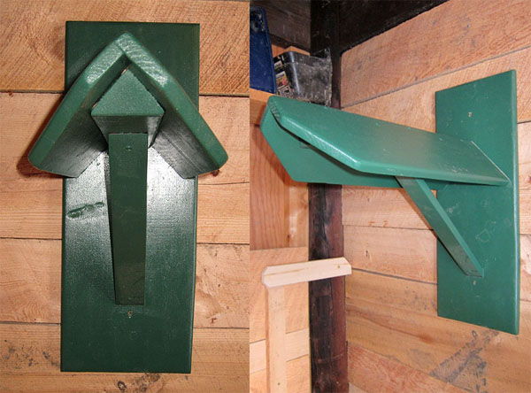 As Per Request Some Closeups Of The Saddle Racks I Built For New Tack Room Used S Wood So Dimensions Are Not Exactly Same Three