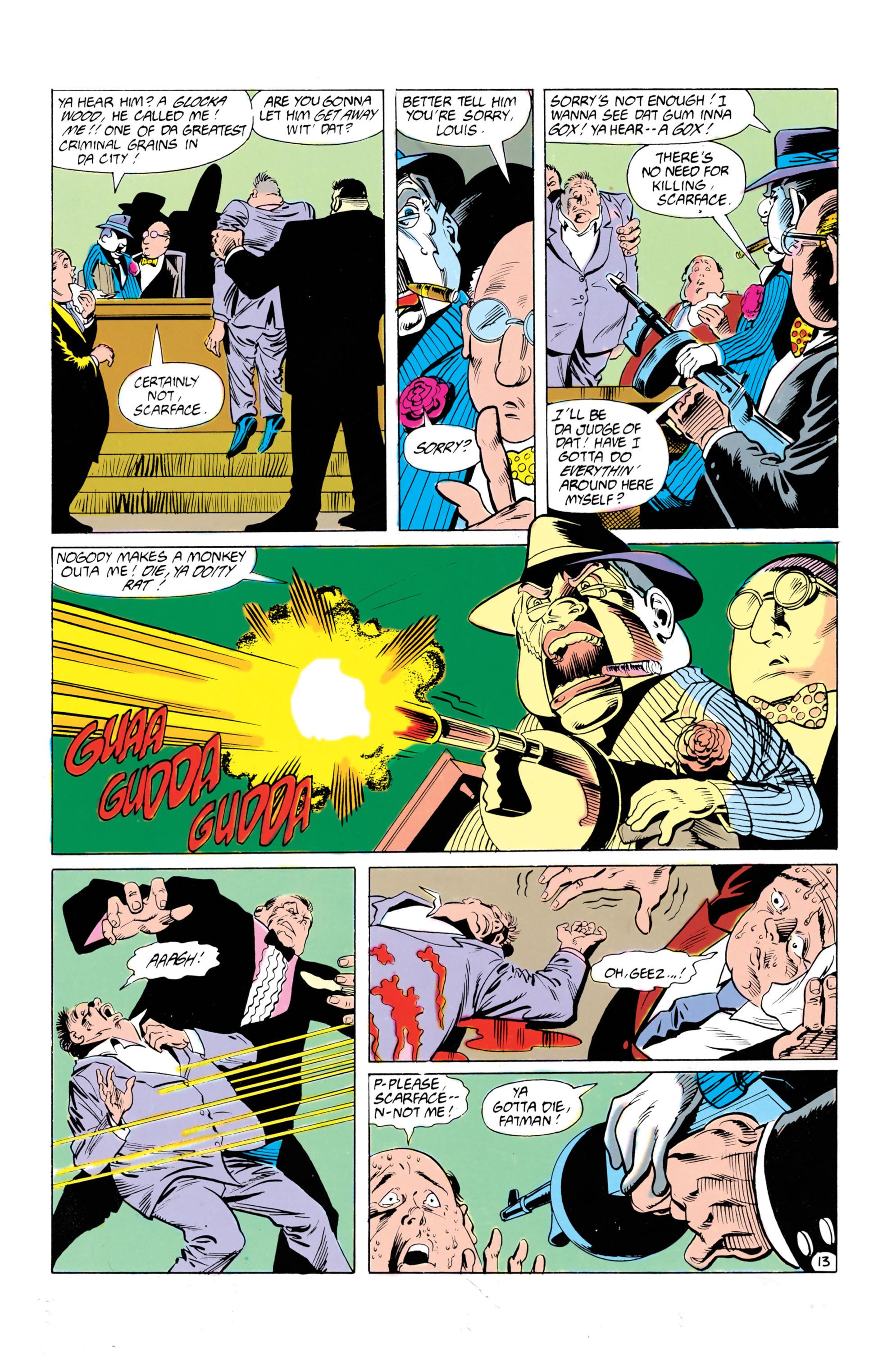 Detective Comics (1937) 583 Page 13