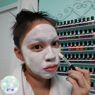 Freeman Lava Clay Mask | Kat Stays Polished