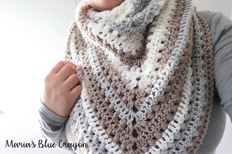 Crochet%2BTriangle%2BScarf%2BPattern