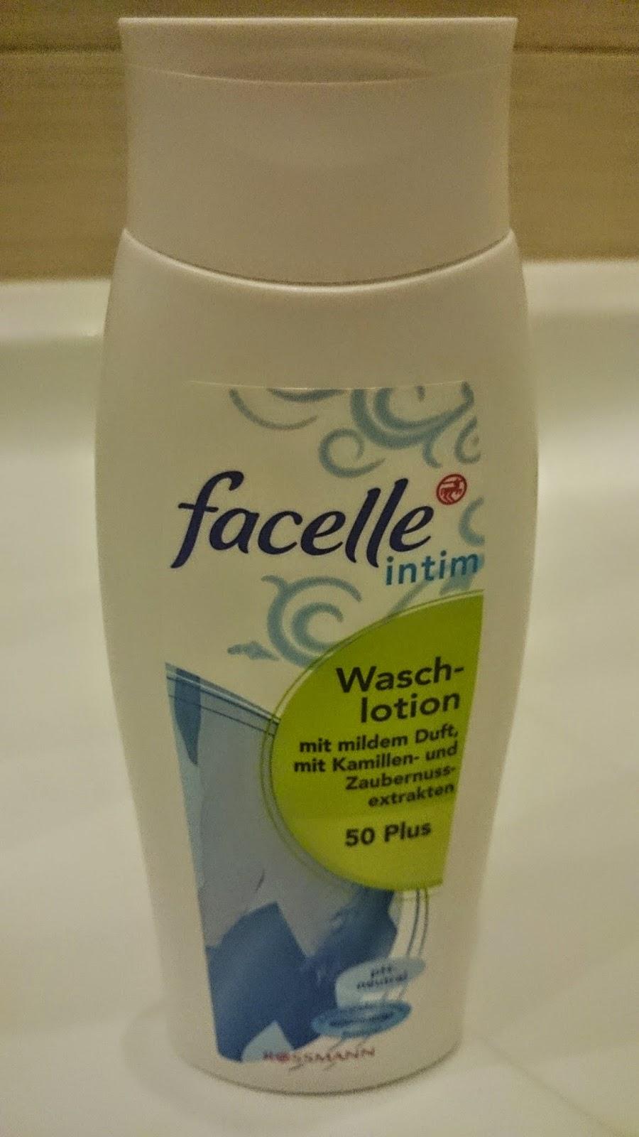Facelle do mycia włosów