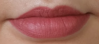 Lord and Berry 20100 Maxi Matte Lipstick lip swatch