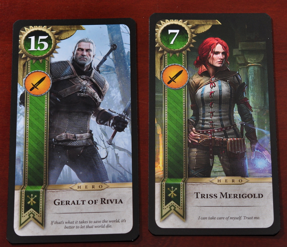 Otaku Pulse: The Witcher 3 Hearts Of Stone Gwent Cards