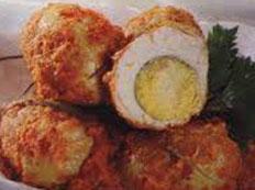 Resep praktis (mudah) rendang telur spesial (istimewa) enak, gurih, lezat