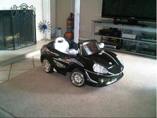 Kids Motor Car 1