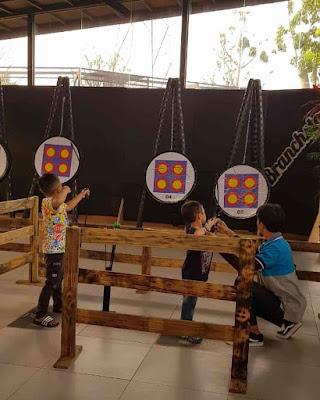 Spot Wahana Archery