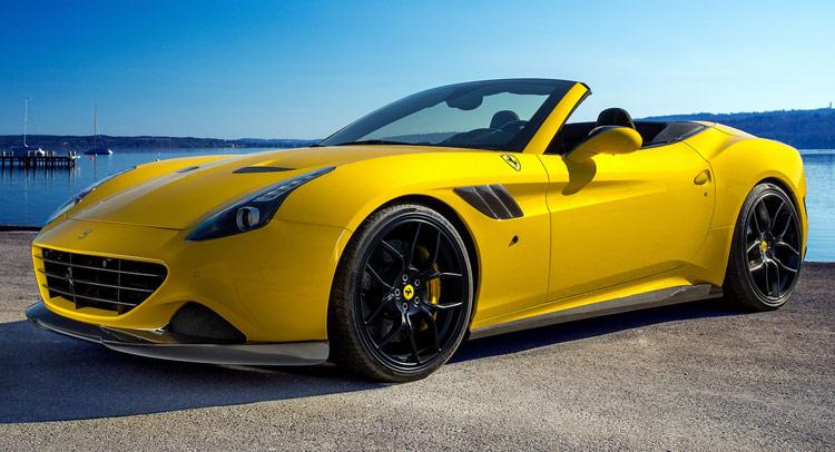 Novitec Rosso s Manlier Ferrari California T