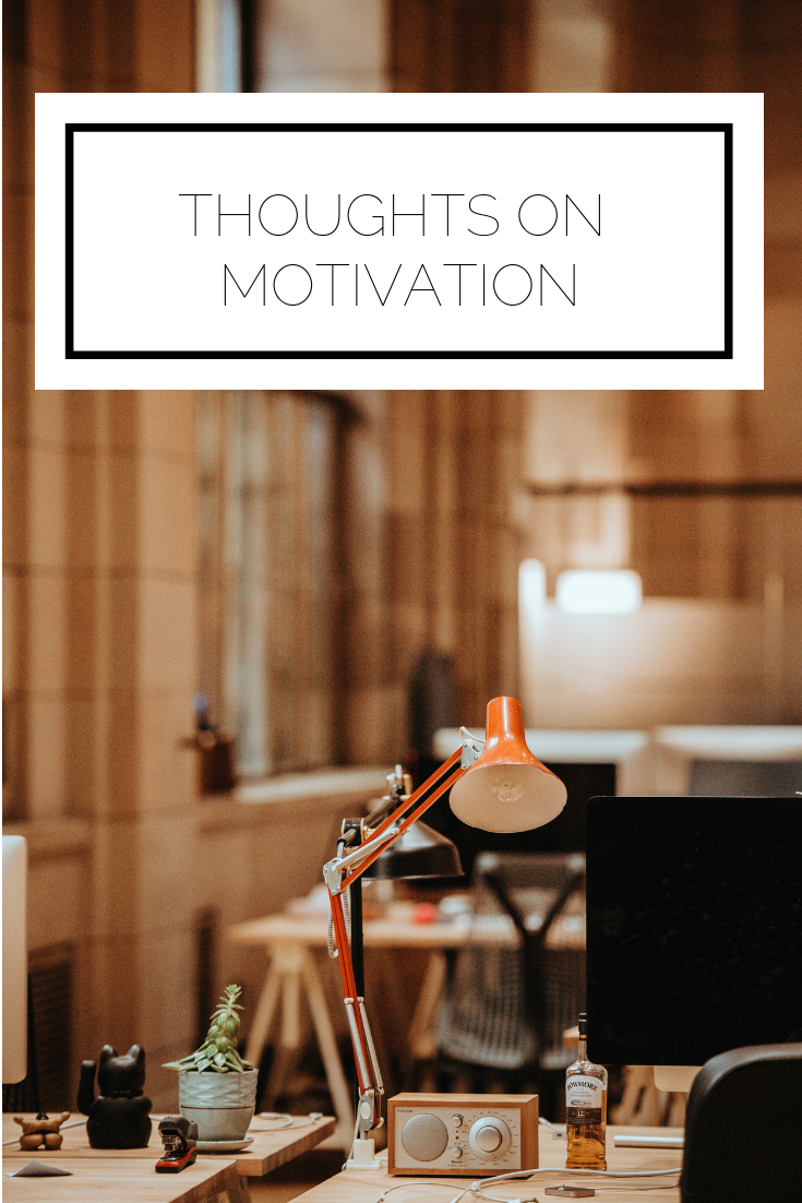 Click to read now or pin to save for later! Here are some ways I've been thinking about motivation recently
