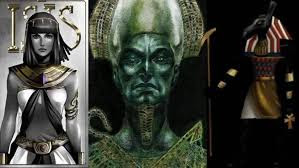Is there really Aliens buried under the Sphinx in tombs?