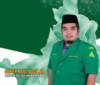 Bebas Memilih, Ansor KBB Himbau Kader Gunakan Hak Pilih di Pilkada Serentak 2018
