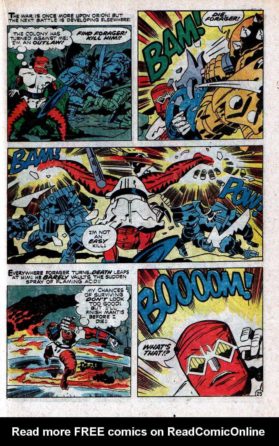 The New Gods (1971) issue 9 - Page 30
