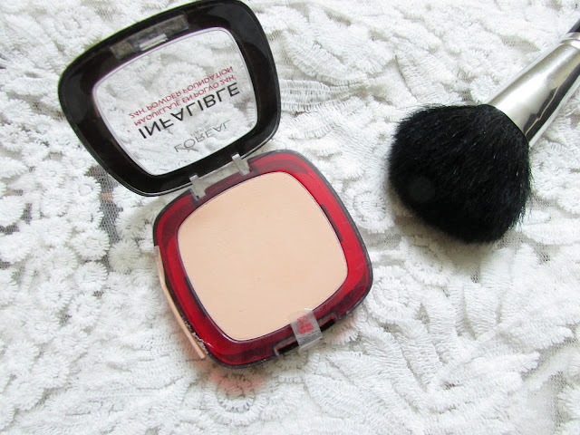 Loreal Infallible 24 Hour Powder Foundation Price Review
