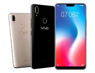 Hp terbaru 2018 Vivo V9 RAM 4GB
