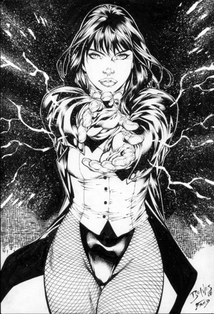 Zatanna Zatara - DC Comics
