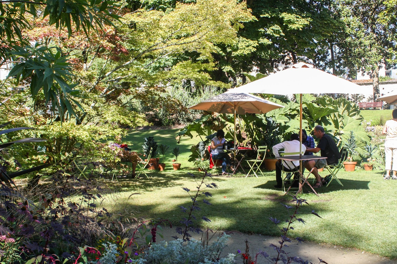 Loire atlantique nantes c te jardin s mes petits for Jardin des 5 sens nantes