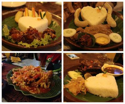 Kuliner Indonesia - Restoran Pesta Keboen
