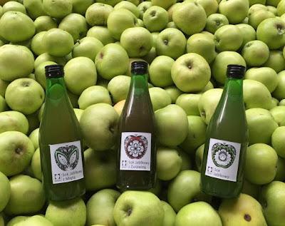 Nieklarowane soki jabłkowe Malum