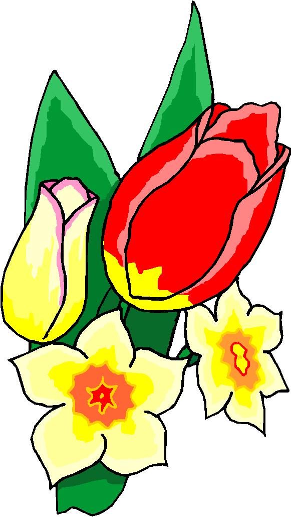 clip art flowers microsoft - photo #31