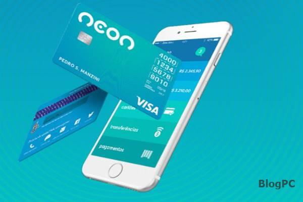 Conheça o Neon, novo banco digital do Brasil sem taxas mensais fixas