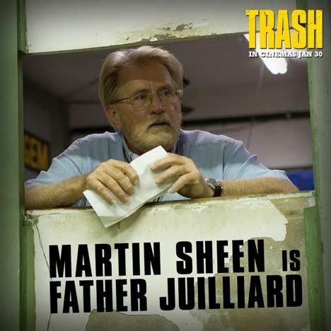 trash martin sheen