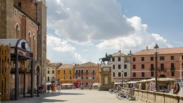 Basilica San Antonio de Padua Padova Italia ciudades monumentales