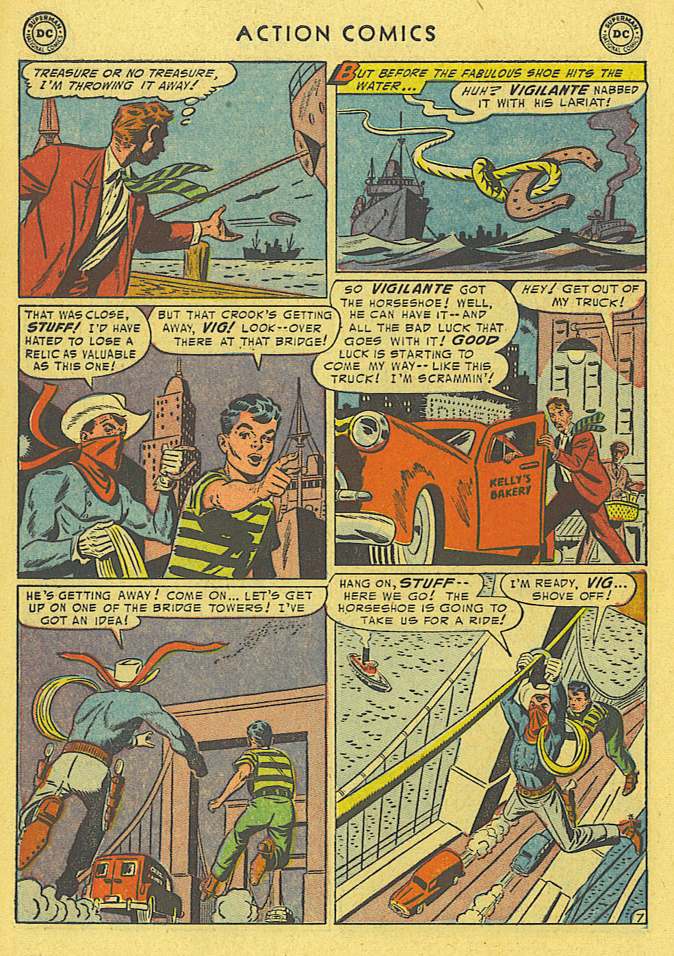 Read online Action Comics (1938) comic -  Issue #194 - 32